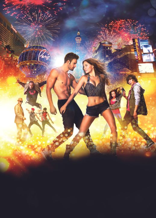 STEP UP: ALL IN - Plakatmotiv - Bildquelle: Constantin Film
