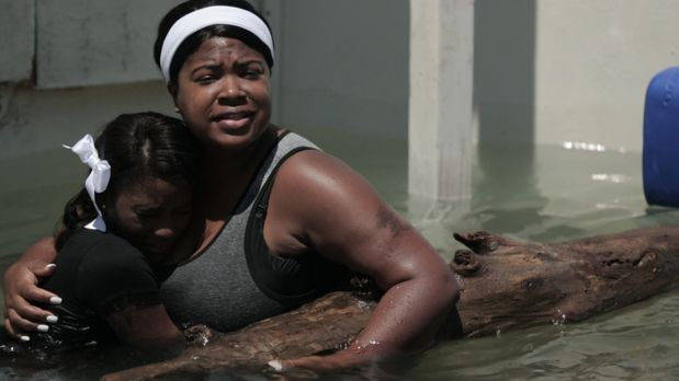 Der Kampf ums Überleben: Hurrikan Katrina, eine der schlimmsten Naturkatastro...