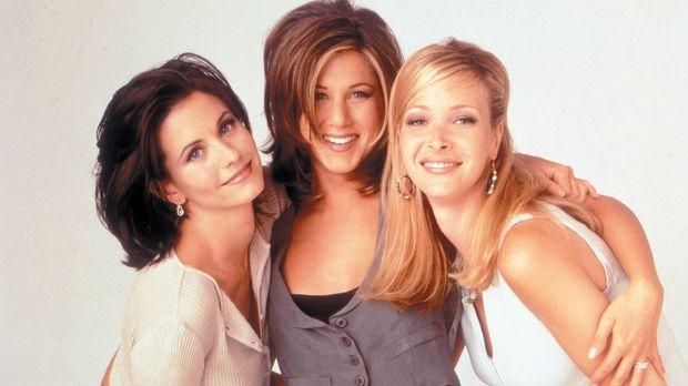 (2. Staffel) - Sie halten zusammen wie Pech und Schwefel: Monica (Courteney C...