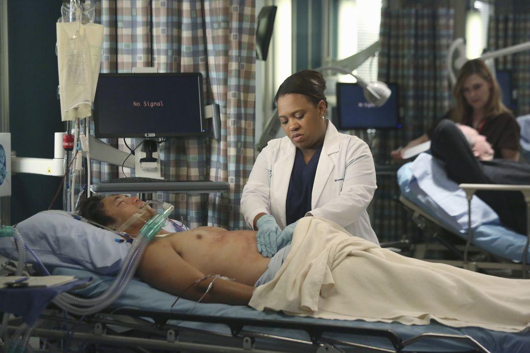 Im Memorial Hospital haben die Ärzte (Chandra Wilson) alle Hände voll zu tun, die Opfer der Schlammlawine zu versorgen ... - Bildquelle: ABC Studios