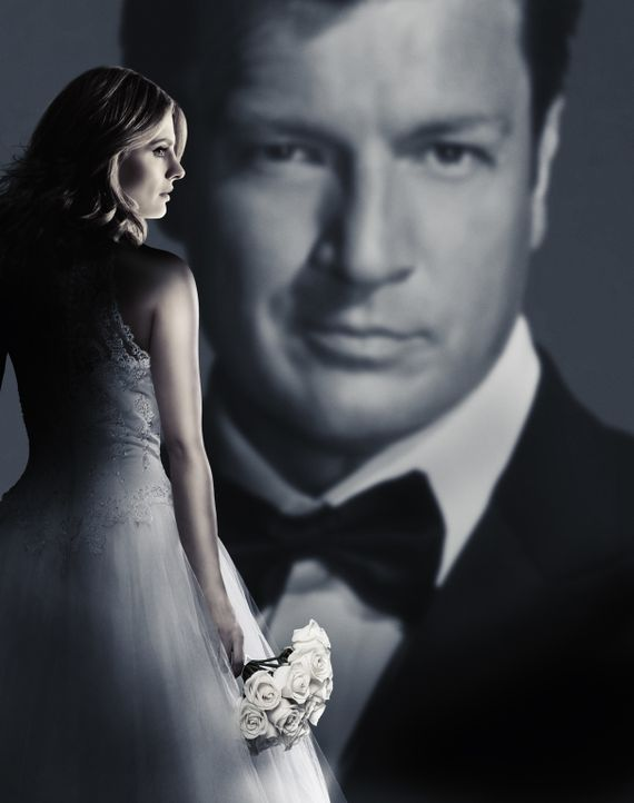 (7. Staffel) - CASTLE - Artwork - Bildquelle: ABC Studios