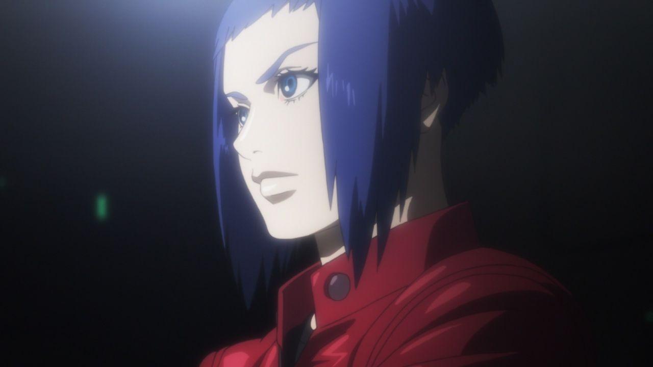 "Motoko Kusanagi - Bildquelle: Shirow Masamune ""Production I.G"" KODANSHA?GHOST IN THE SHELL ARISE COMMITTEE. All Rights Reserved."