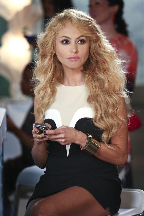 Xo trifft auf ihr Idol Paulina Rubio (Paulina Rubio), während Michael einen entscheidenden Schritt weiter in seiner Untersuchung kommt ... - Bildquelle: 2014 The CW Network, LLC. All rights reserved.