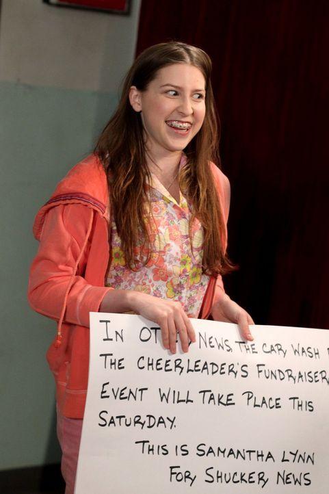 Während sich Axl mit seinem Abschlussballdate rumschlägt und Brick sich als Dramaturg versucht, hat Sue (Eden Sher) nur ein Ziel: Sie will in der Mi... - Bildquelle: Warner Brothers