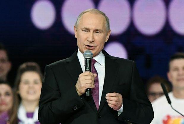 Putin: Werden unsere Sportler nicht an Teilnahme hindern