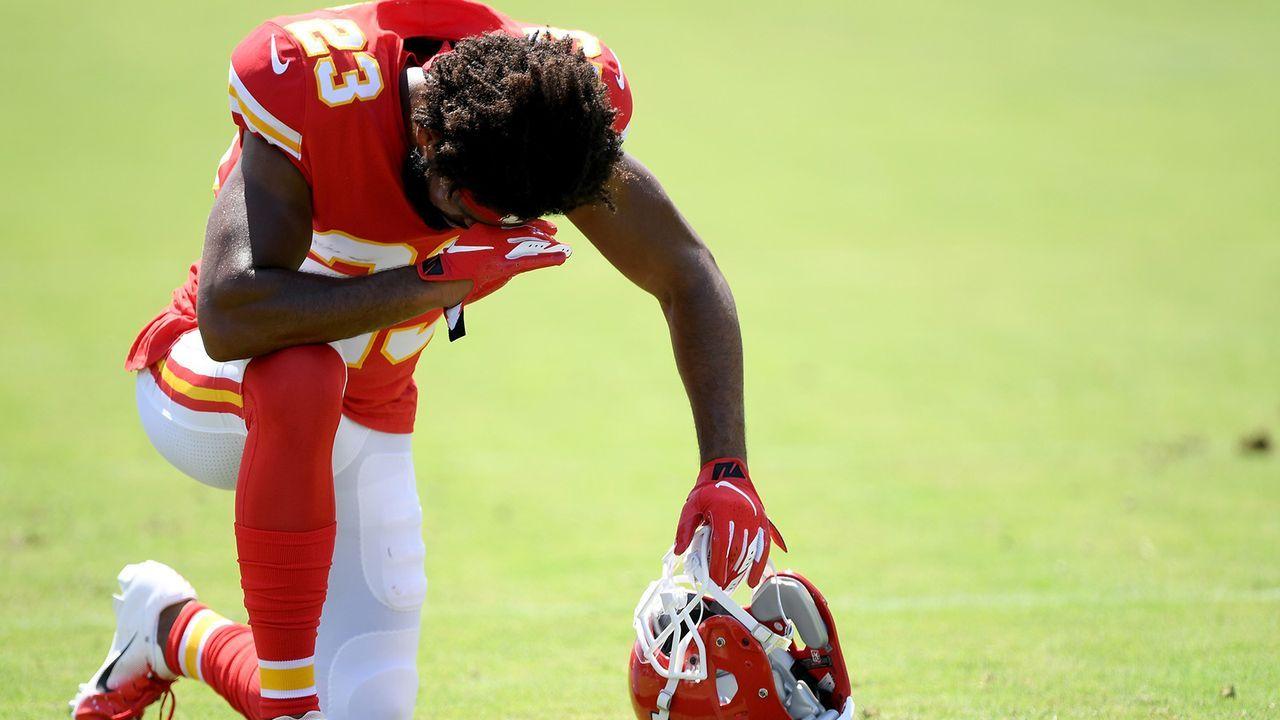 Kendall Fuller (Kansas City Chiefs) - Bildquelle: 2018 Getty Images