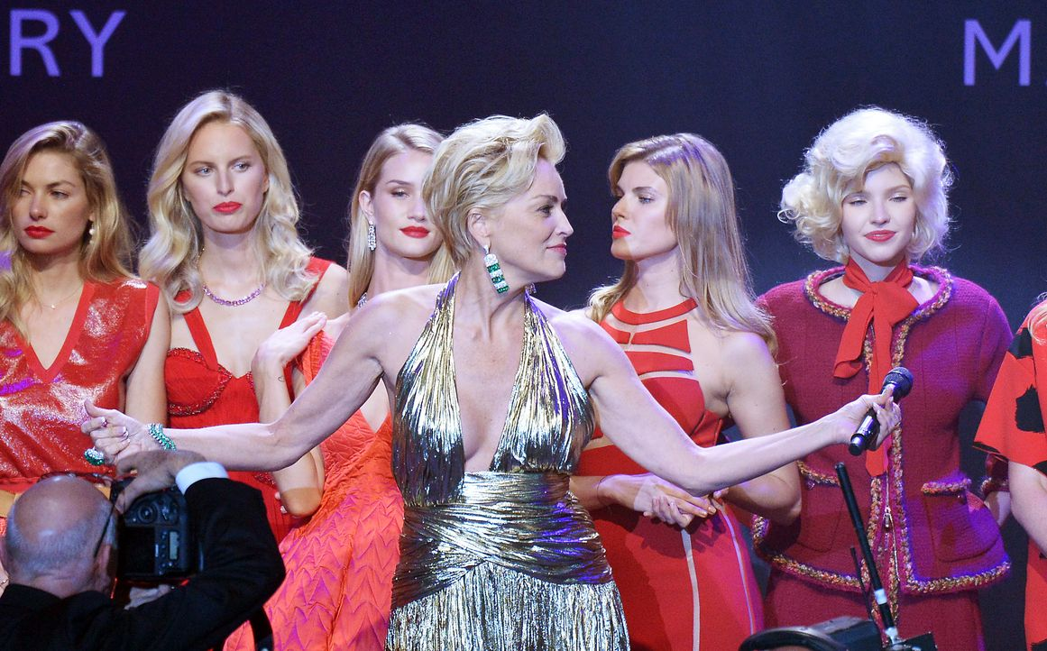 Cannes-Filmfestival-Sharon-Stone-140522-1-AFP - Bildquelle: AFP