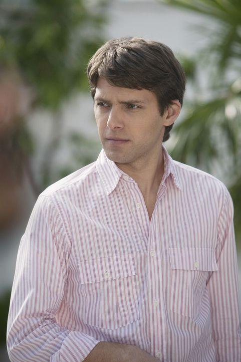 Smith (Ryan Devlin) könnte Lauries Prince Charming sein - wäre da nicht sein Vater ... - Bildquelle: 2009 ABC INC.