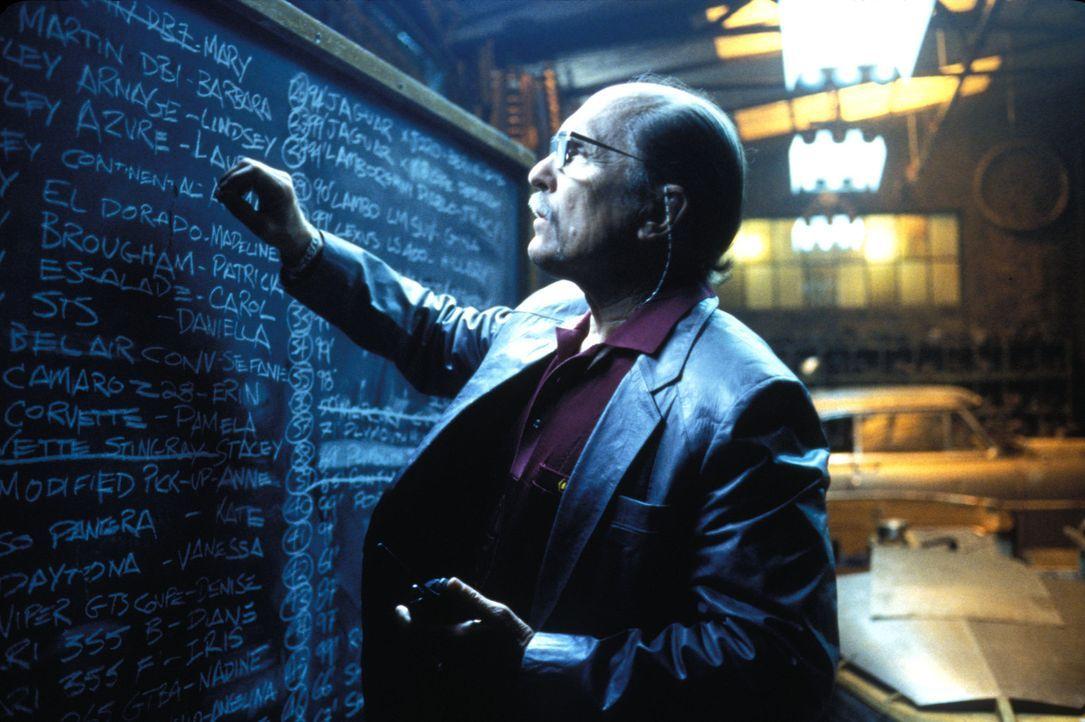 Zuverlässig wie eh und je startet Otto (Robert Duvall) zum großen Autoklau ... - Bildquelle: Merrick Martin Touchstone Pictures