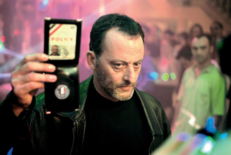 Das Gesetz bin Ich! Hubert (Jean Reno) ... - Bildquelle: SONY PICTURES TELEVISION INTERNATIONAL