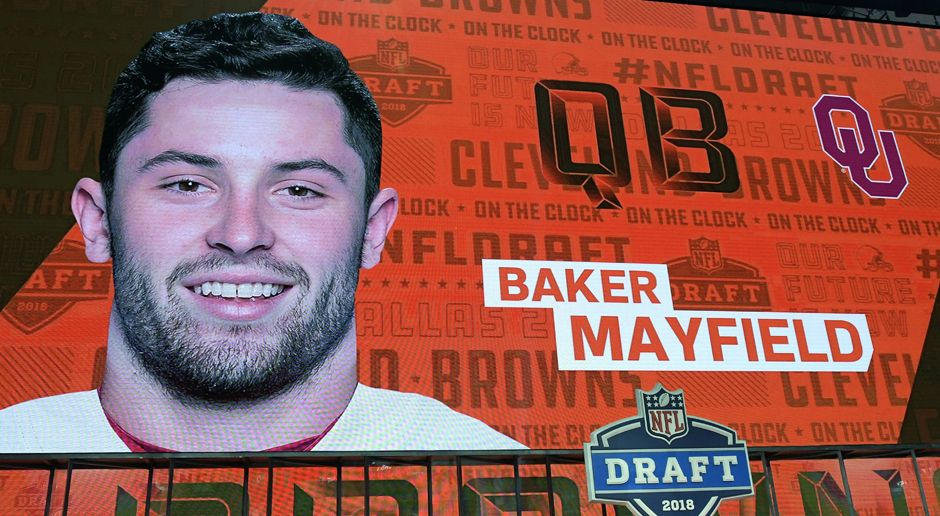 Gewinner: Baker Mayfield - Bildquelle: imago/ZUMA Press