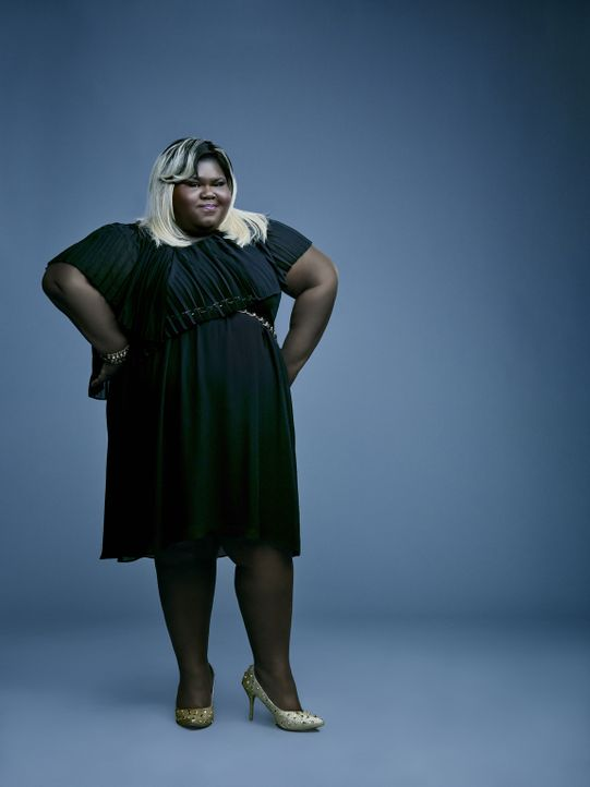 (2. Staffel) - Mittendrin im Familienkrieg: die selbstbewusste Assistentin Becky (Gabourey Sidibe) ... - Bildquelle: 2015-2016 Fox and its related entities.  All rights reserved.