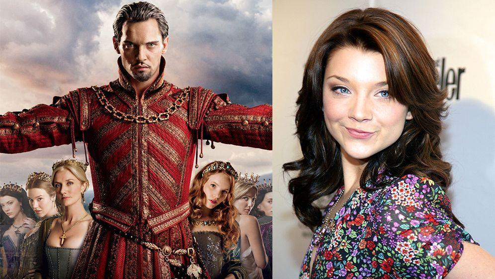 The Tudors: Staffel 2 mit Natalie Dormer - Bildquelle: AFP