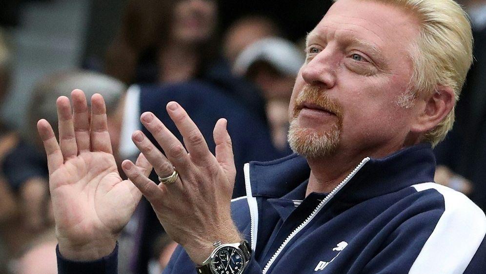 Boris Becker sieht Schüttler als sehr guten Trainer - Bildquelle: PIXATHLONPIXATHLONSID