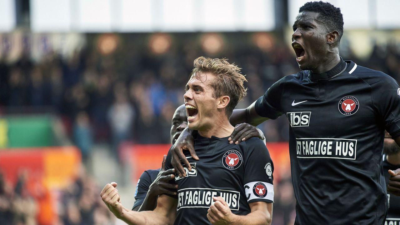 Platz 4 - FC Midtjylland - Bildquelle: imago/Claus Bonnerup