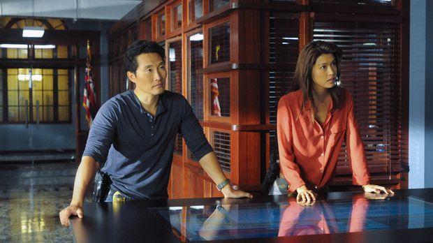 Hawaii Five-0 - Der junge Hacker Zack, wird entführt und ermordet. Chin (Dani...