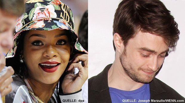 TOP Rihanna FLOP Daniel Radcliffe - Bildquelle: dpa    /    Joseph Marzullo/WENN.com