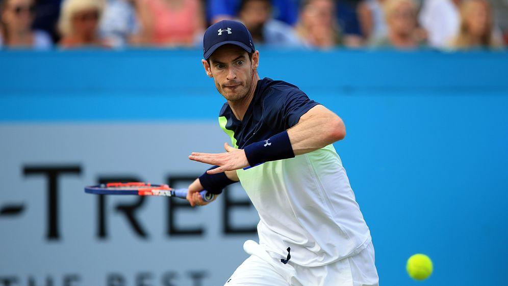 Murray erhält eine Wildcard für das Turnier in Eastbourne - Bildquelle: Getty Images 2018