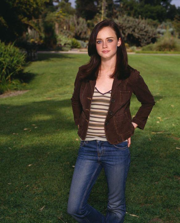 (4. Staffel) - Das College ruft: Auf Rory (Alexis Bledel) kommt eine spannende Zeit zu, denn ihr Umzug zur Yale Universität steht bevor ... - Bildquelle: 2002 Warner Bros.