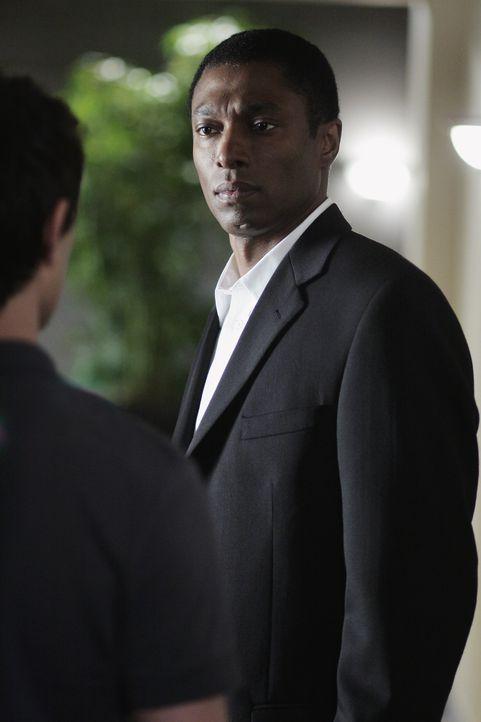 Er schreckt vor nichts zurück: Ballantine (Conrad Coates) stellt eine große Gefahr für alle dar ... - Bildquelle: TOUCHSTONE TELEVISION