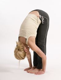 """""""Anspannen und entspannen"""" – das ist das Grundprinzip beim Yoga. Der Sonnengr..."""