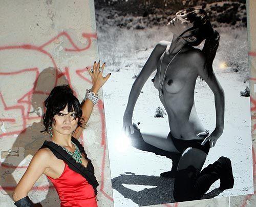 Galerie: Bai Ling, die provokante Exotin - Bildquelle: dpa