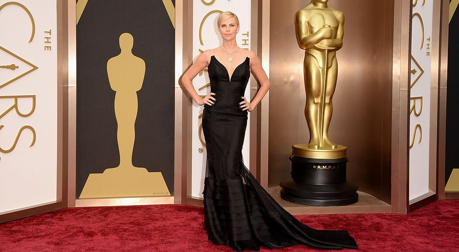 Charlize-Theron-14-03-02-getty-AFP - Bildquelle: getty-AFP