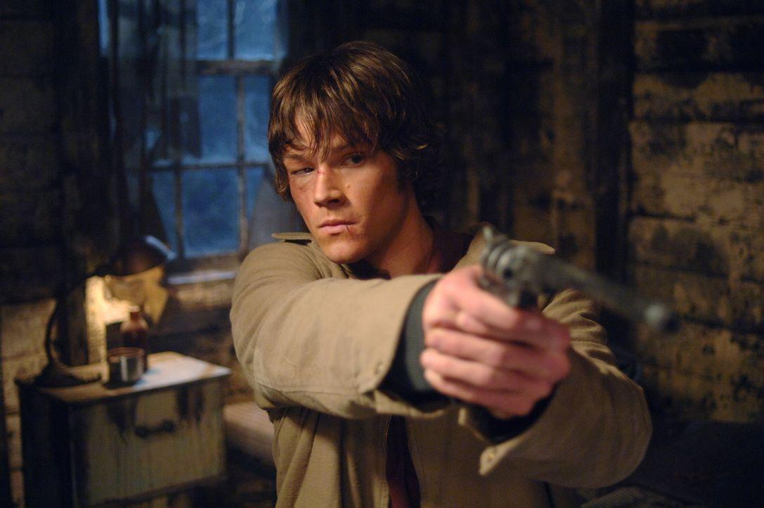 Der Kampf gegen die Dämonen geht weiter: Sam (Jared Padalecki) ... - Bildquelle: Warner Bros. Television