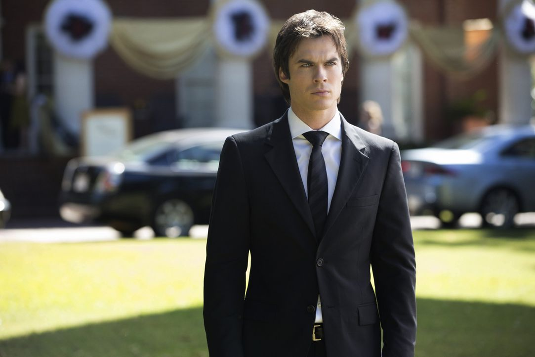 Damon in Sachen Liebe  - Bildquelle: Warner Bros. Entertainment Inc.