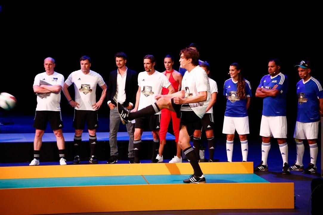 ProSieben Länderspiel_15 - Bildquelle: ProSieben