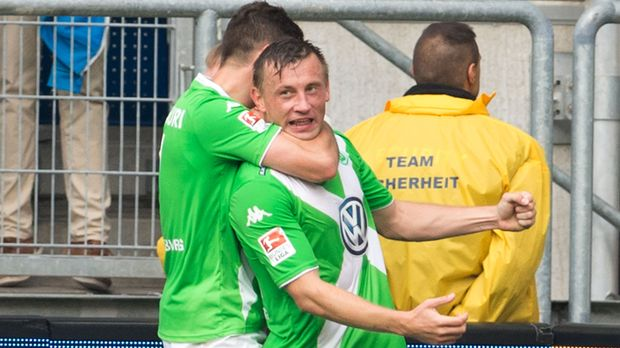 VfL-Wolfsburg-2 © dpa