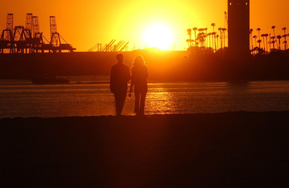 Ryan (Benjamin McKenzie, l.) und Marissa versuchen nur noch gute Freunde zu sein. Dies klappt aber nicht problemlos, denn Theresa (Navi Rawat, r.) t... - Bildquelle: Warner Bros. Television