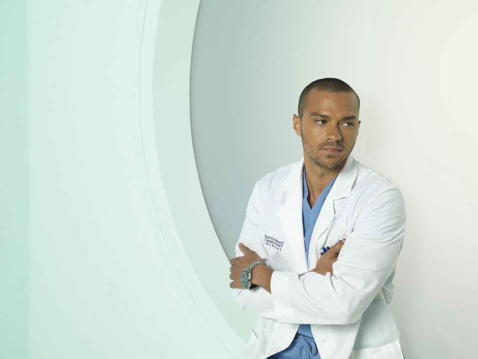 (8. Staffel) - In seinem Leben läuft nicht immer alles nach Plan: Jackson (Jesse Williams) ... - Bildquelle: ABC Studios