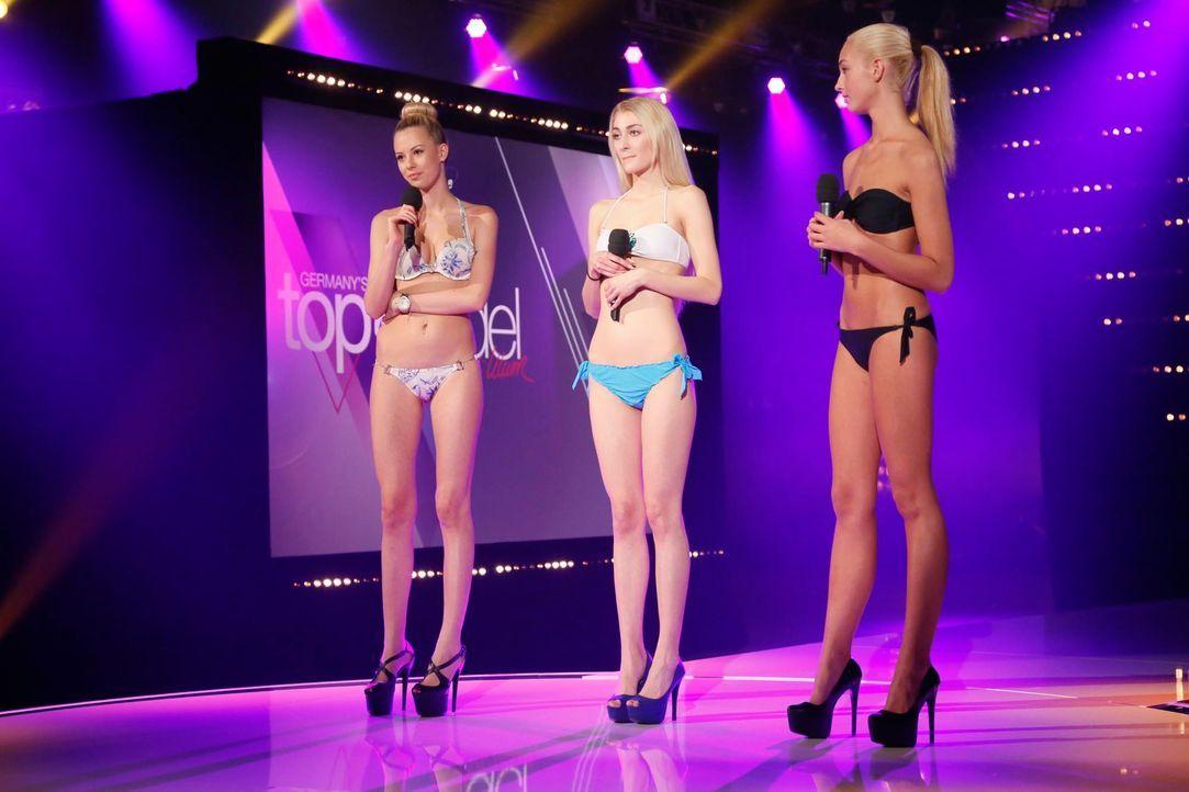 GNTM-Stf10-Epi03-Bikiniwalk-Muc-09-ProSieben-Richard-Huebner - Bildquelle: ProSieben/Richard Hübner