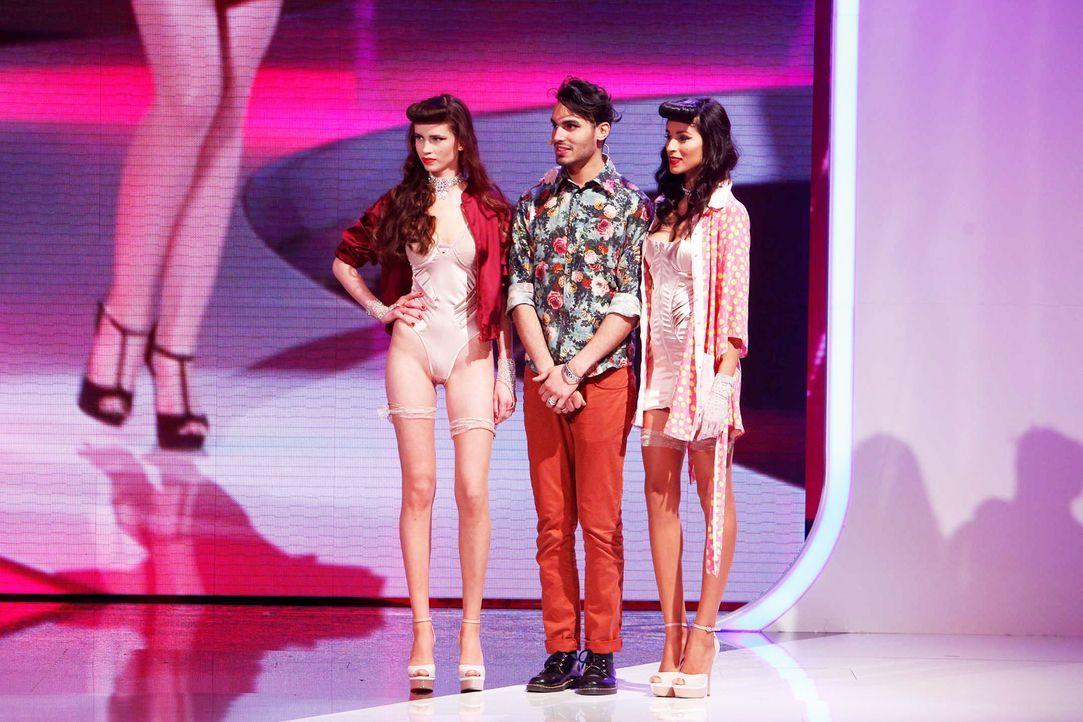 Fashion-Hero-Epi05-Gewinneroutfits-Rayan-Odyll-ASOS-06-Richard-Huebner - Bildquelle: Richard Huebner