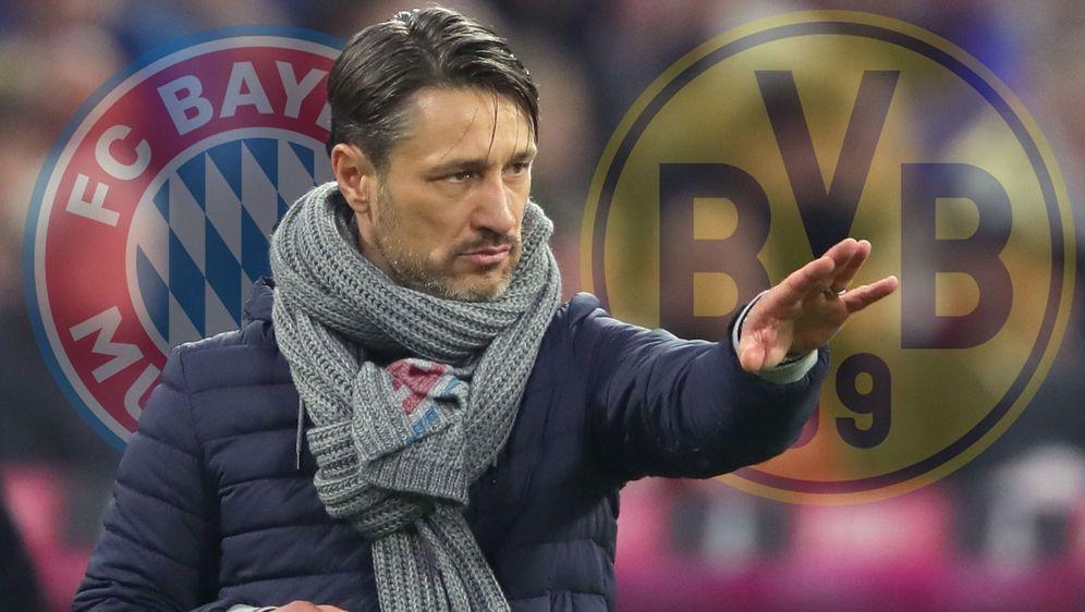 Niko Kovac steht beim FC Bayern am 11. Spieltag enorm unter Druck. - Bildquelle: 2018 Getty Images