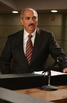 Medium - Nichts bleibt verborgen - Für Staatsanwalt Devalos (Miguel Sandoval)...