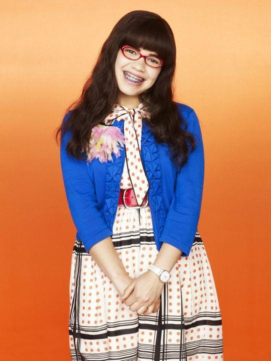 (3. Staffel) - Bekommt einen superreichen Verehrer: Betty Suarez (America Ferrera) ... - Bildquelle: 2008   ABC Studios