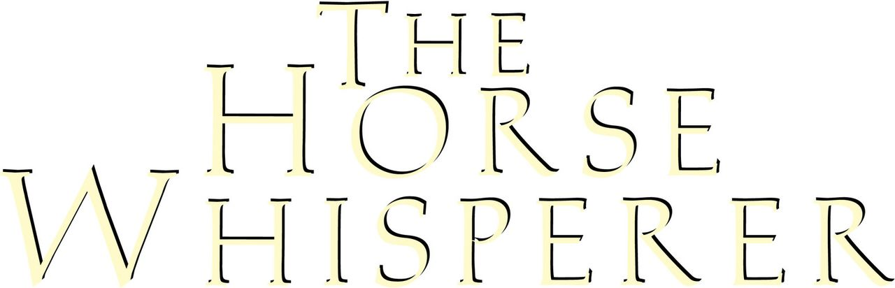 The Horse Whisperer - Originaltitel Logo ... - Bildquelle: Touchstone Pictures
