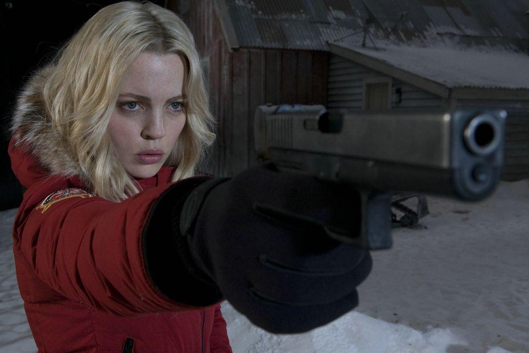 Stella (Melissa George) weiß sich durchaus zu wehren ... - Bildquelle: 2007 Columbia Pictures Industries, Inc. All Rights Reserved.