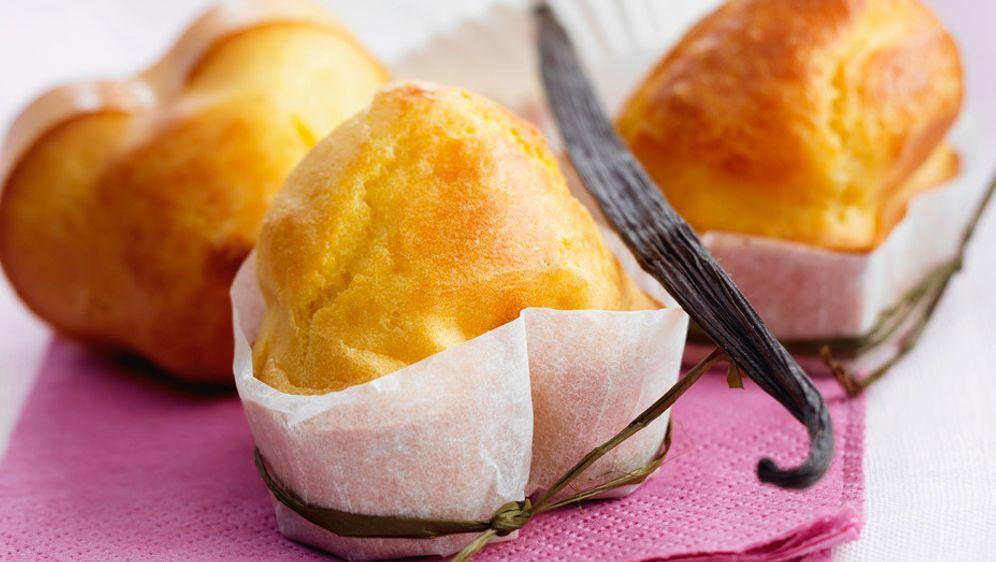 Quark-Muffins mit Hefeteig - Bildquelle: Photocuisine