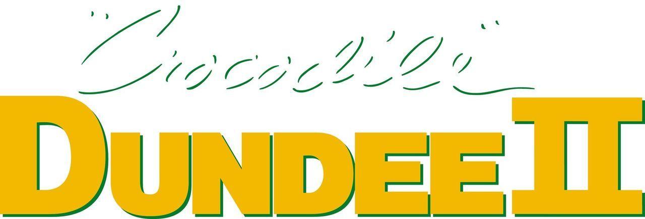 """Crocodile Dundee II"" - Logo - Bildquelle: Paramount Pictures"