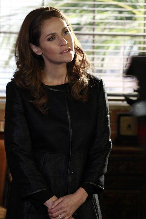 Die Ärzte sind hin- und hergerissen, als ein Ermittler sie zum Verstoß gegen die Schweigepflicht von Violet (Amy Brenneman) befragt. Sie müssen s... - Bildquelle: ABC Studios