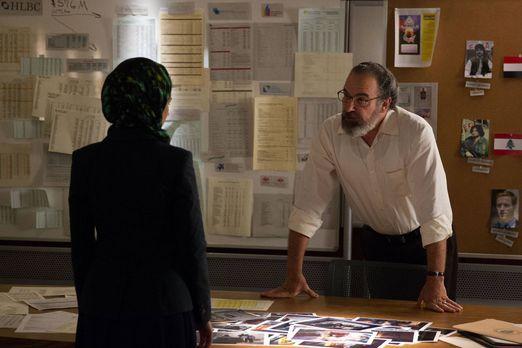 Homeland - Carrie dreht in der Psychiatrie fast durch, während Saul (Mandy Pa...