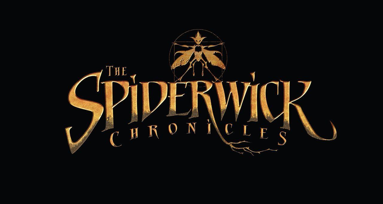 """""""Die Geheimnisse der Spiderwicks """" - Originaltitel Logo - Bildquelle: Paramount Pictures"""