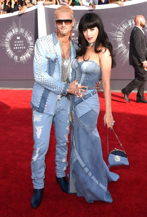 MTV-Video-Music-Awards-Katy-Perry-Riff-Raff-14-08-24-Jason-Merritt-Getty-AFP - Bildquelle: Jason Merritt/Getty/AFP