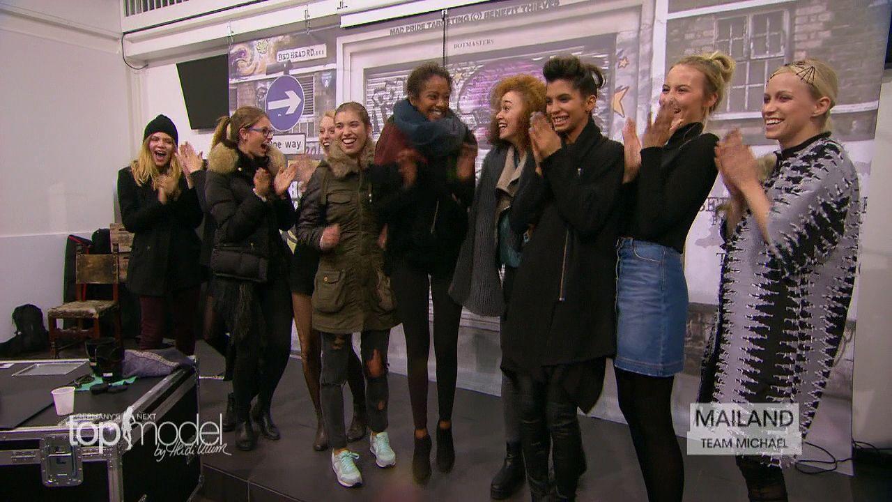 GNTM-11-Sendung3_071 - Bildquelle: ProSieben