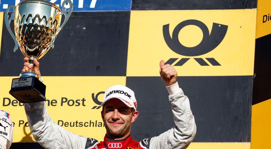 Mike Rockenfeller (Audi) - Bildquelle: imago/HochZwei