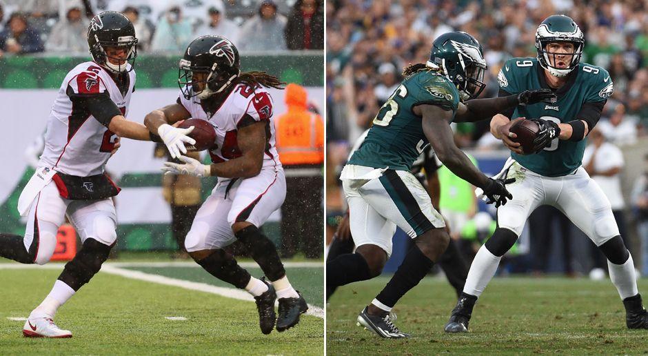 Atlanta Falcons at Philadelphia Eagles - Bildquelle: Getty Images