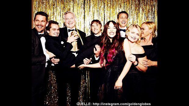 Golden-Globes-Boyhood-Instagram - Bildquelle: http://instagram.com/goldenglobes